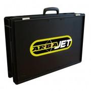 Panneau d'affichage sportif mobile ARBAJET par Quickness pour l'arbalète field